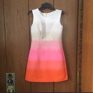 EUC DVF dress